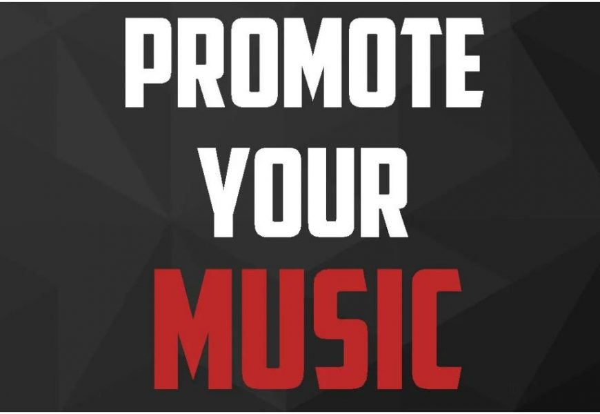 Promote your Music!